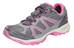 Viking Quarter II GTX - Zapatillas de trekking Mujer - gris/rosa